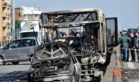 إنقاذ 51 طالبا هدد سائق حافلتهم بإحراقهم في إيطاليا