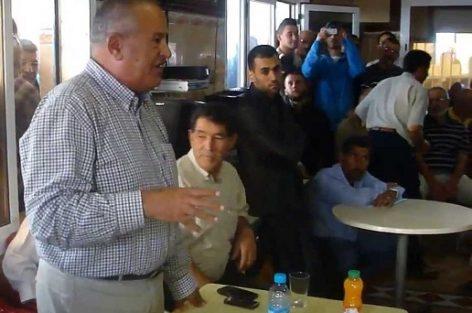 في بيان وقعه النائب الأول محمد أبركان ــ مجلس جماعة إعزانن يحذر الساكنة من تحركات المتطرفين