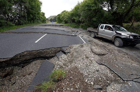 زلزال بقوة 7.5 درجات يضرب بابوا غينيا الجديدة
