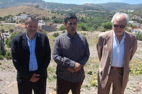 فعاليات الذكرى السابعة بعد المائة المخلدة لاستشهاد المجاهد الشريف محمد أمزيان