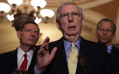 زعيم الأغلبية الجمهورية في مجلس الشيوخ الأمريكي يؤكد تأييده قيام إدارة الرئيس دونالد ترامب لمبيعات الأسلحة للسعودية