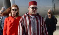 """الملك محمد السادس وزوجته السابقة للا سلمى ينفيان إشاعات """"تمزق العائلة"""" و""""هروب أو خطف الأطفال"""""""