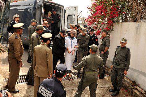 استمرار محاكمة مرتكبي جريمة شمهروش الإرهابية اليوم واحتمال النطق بالإعدام