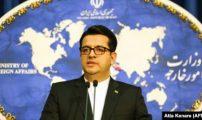 طهران تحذر اميركا من تداعيات اي محاولة لاحتجاز ناقلتها