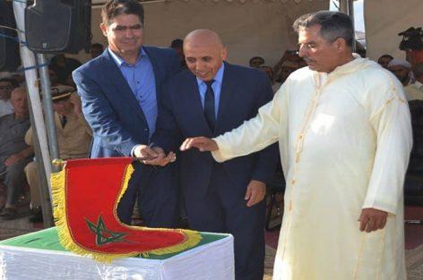 فعاليات الملتقى الثاني لمغاربة العالم بجماعة امطالسة اقليم الدريوش