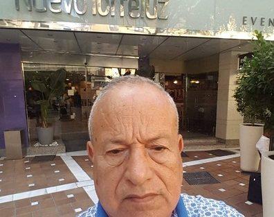 من إحدى الفنادق المصنفة بألميريا الإسبانية ـ أبرشان يلقن الدروس لمناوئيه في فيديو حصري لديماريف.كوم ،،