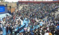 عزيز أخنوش يفتتح أشغال الجامعة الصيفية لشباب حزب الحمامة بأكادير