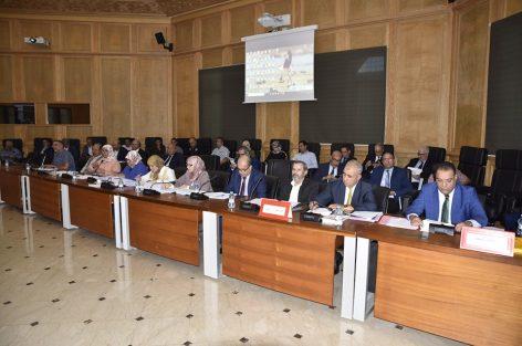 مجلس جهة الشرق يصادق على مشروع ميزانية 2020