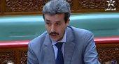 تدخلات المستشار البرلماني عن الجهة الشرقية ( الطيب البقالي  )