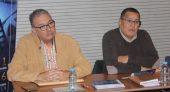 فندق ميركول من الندوة الصحفية لمسؤولي مهرجان سينما الذاكرة المشتركة بالناظور.