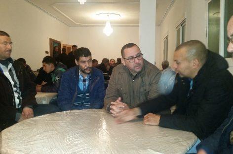 رشيد حسان باباح يهزم الفاضلي بالضربة القاضية ويفوز بالمقعد الشاغر بمجلس الغرفة الفلاحية الجهوية بالشرق