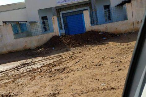 مستشفى الأمراض العقلية بمدينة العروي.