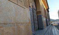 تخريب مسجد النور ببني شيكر ضواحي الناظور
