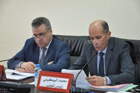 مجلس بلدية الدريوش يعقد دورته العادية لشهر فبراير 2020
