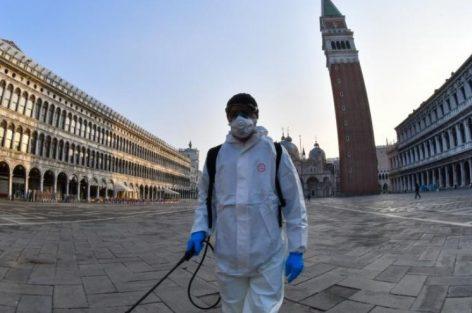 في إيطاليا… تسجيل 683 وفاة جديدة وارتفاع حصيلة ضحايا كورونا إلى 7503