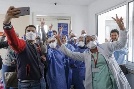 """12 إصابة جديدة ترفع حصيلة """"كورونا"""" إلى 7819 حالة في المغرب"""