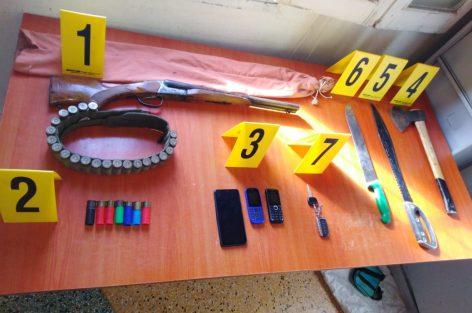الشرطة القضائية بالناظور توقف أخطر العناصر إجراما على الإطلاق