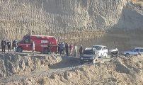 حادثة سير بمنعرج خطير في الطريق الرابطة بين تفرسيت وتمسمان – والسيارة تعرضت لخسائر بليغة