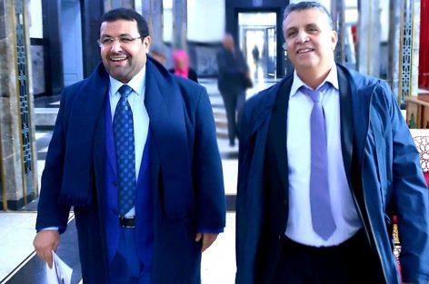 """المحكمة الإدارية تصفع وهبي وتبطل قراره بإعفاء أبودرار من رئاسة فريق """"البام"""" بمجلس النواب"""